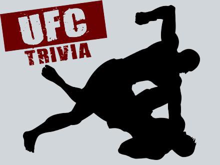 UFC Trivia App